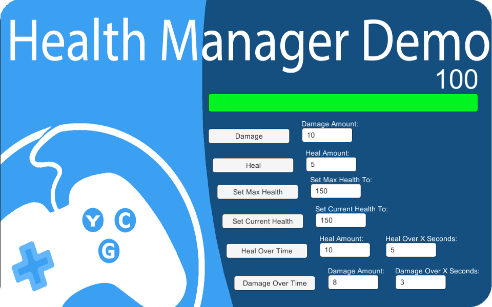 Play the Health Manager Demo